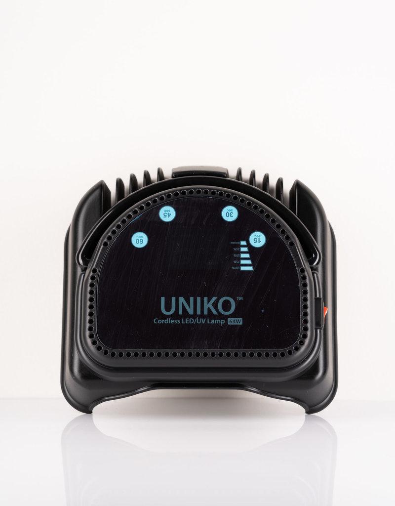 Uniko Uniko Cordless LED/UV Lamp - 64W