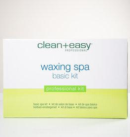 Clean+Easy Clean+Easy Basic Waxing Spa Kit