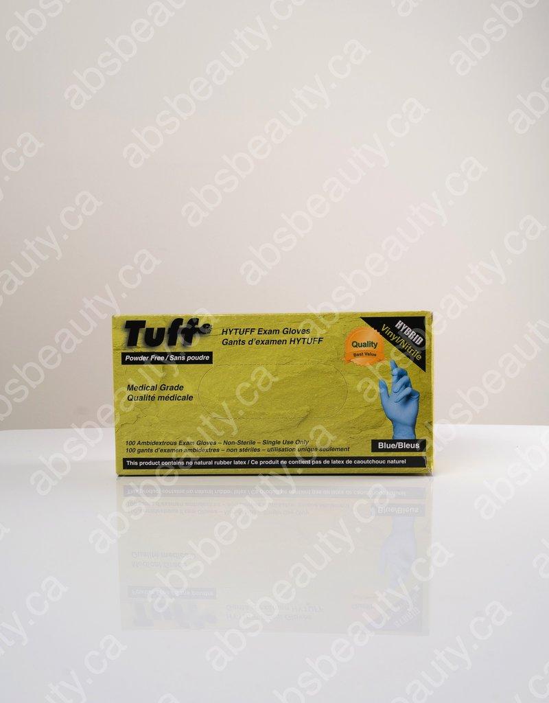 Tuff Tuff Hybrid Gloves - Powder Free - M - Single