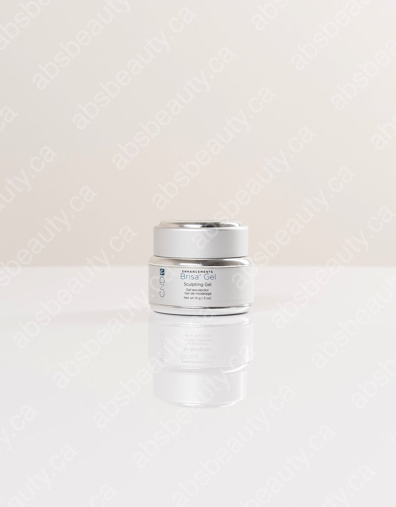 CND CND Brisa Gel - Sculpting Gel - Pure White - 0.5oz