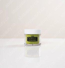 Unik Unik Acrylic Powder - Pure Color Green - 1.75oz