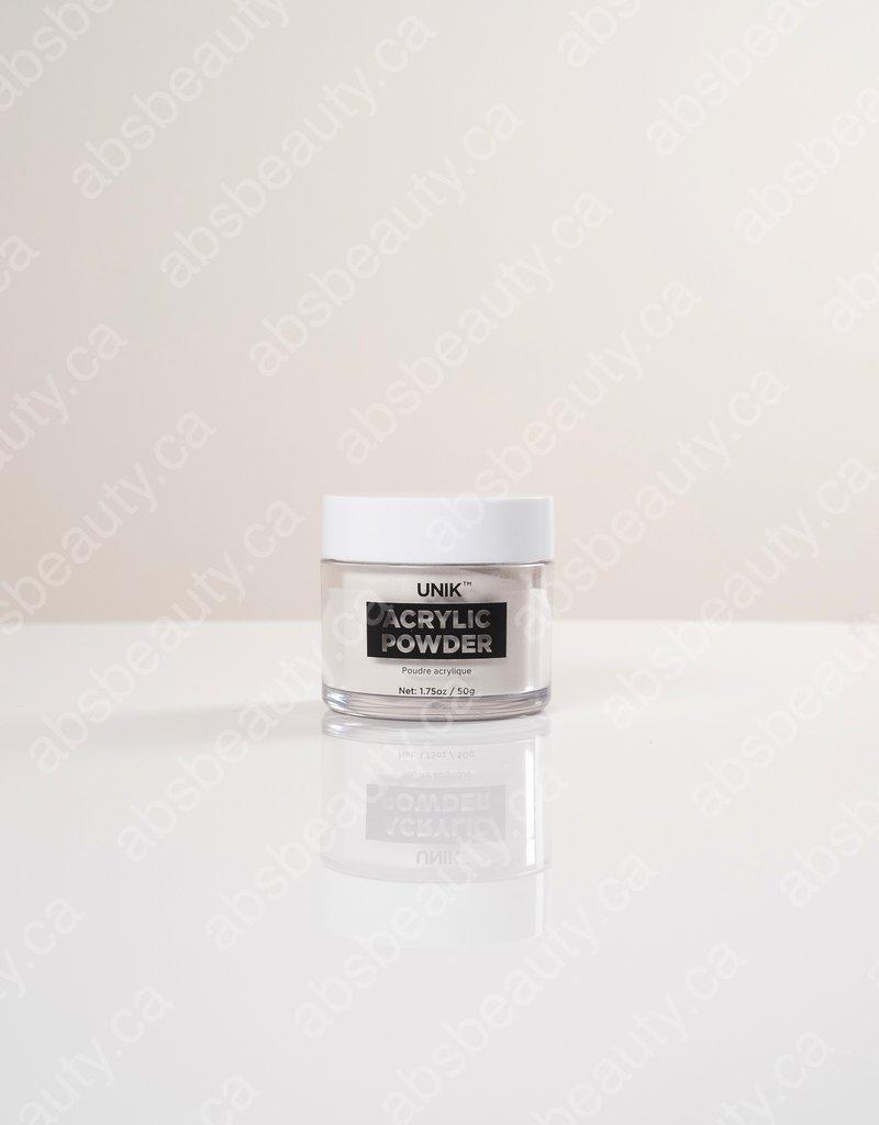 Unik Unik Acrylic Powder - Silver Glitter - 1.75oz