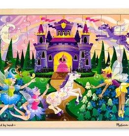 Melissa & Doug 48 pc Fairy Fantasy Jigsaw