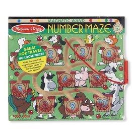 Melissa & Doug Magnetic Number Maze