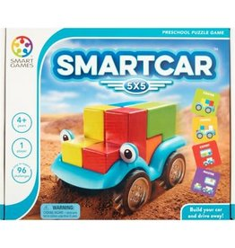 Smart Games Smart Car 5x5 Preschool Puzzle Game