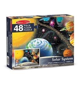 Melissa & Doug Solar System Floor Puzzle 48 pc