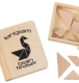 Toysmith Tangram Brain Teaser