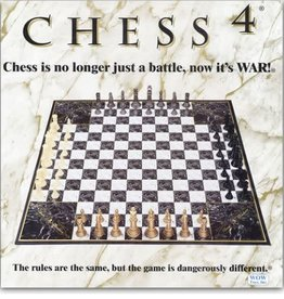 Wow Toys Inc CHESS 4