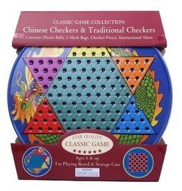 John Hansen Chinese Checkers - Tin