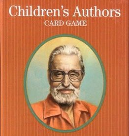 US Game System CHILDREN'S AUTHORS CARD GAME
