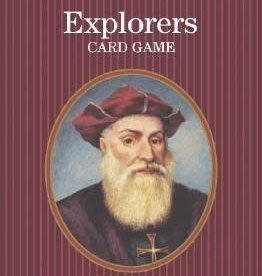 US Game System EXPLORERS CARD GAME