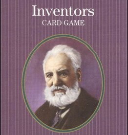 US Game System INVENTORS CARD GAME