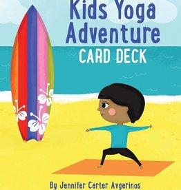 US Game System Kids Yoga Card Deck