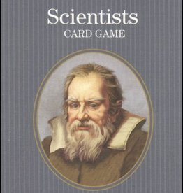 US Game System SCIENTISTS CARD GAME