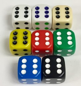 Kaplow Games Dice Opaque Rounded Edge