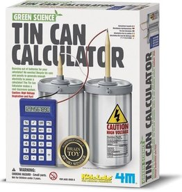 Kidz Lab Tin Can Calculator