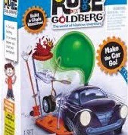 Toysmith Rube Goldberg Speeding Car Kit
