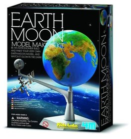 Kidz Lab Earth Moon Model Kit