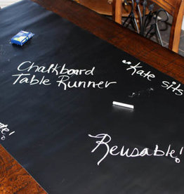 "Imagination Starters Chalkboard Table Runner (16""X 72"")"