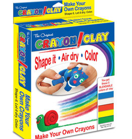 Crayon Clay The Original Crayon Clay