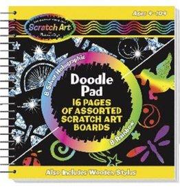 Melissa & Doug Scratch Art by Melissa & Doug Doodle Pad