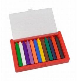 Melissa & Doug Triangular Crayon Set (12 pc)