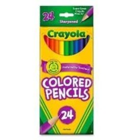 Crayola Crayola 24 ct. Long Colored Pencils