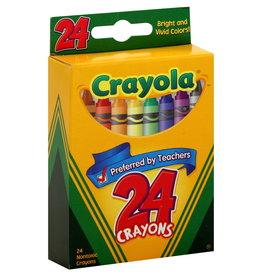 Crayola Crayola 24 ct. Crayons - Peggable