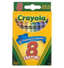 Crayola Crayola 8 ct. Crayons - Peggable