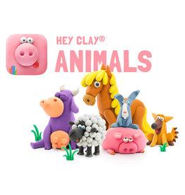 Fat Brain Toys Hey Clay - Animals