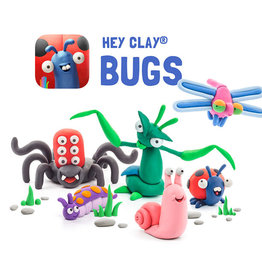 Fat Brain Toys Hey Clay - Bugs