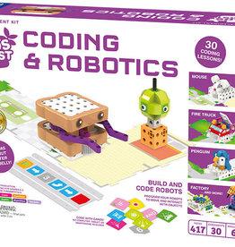 Thames & Kosmos Coding and Robotics