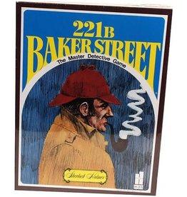 John Hansen 221 B Baker Street