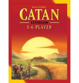 Catan Catan Extension 5-6 Player