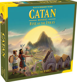 Catan Catan Histories Rise of the Inkas