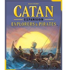 Catan Catan Expansion Explorers & Pirates