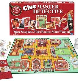 Hasbro Clue Master Detective