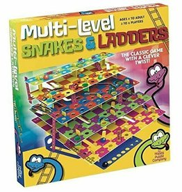 happy puzzle company Multi-Level Snakes & Ladders