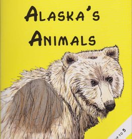 Alaska Children's Books Touch and Feel Alaska's Animals