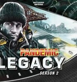 ZMan Games Pandemic Legacy Season 2 (Black)