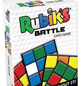 Rubik's Battle Card Game (Tuck Box)