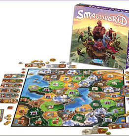 Days of Wonder Games Small World