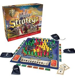PLAYMONSTER Stratego Conquest