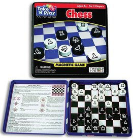 PLAYMONSTER Take 'N' Play: Magnetic Chess