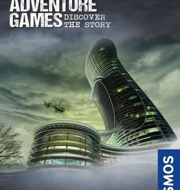 Kosmos Adventure Games Monochrome Inc