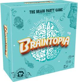 Captain Macaque Braintopia