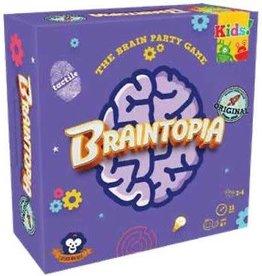 Captain Macaque Braintopia Kids