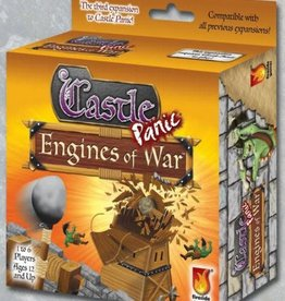Fireside Games Castle Panic Expansion Engines of War