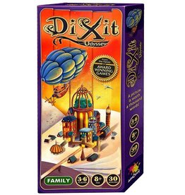 Libellud Dixit Odyssey Expansion