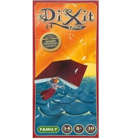 Libellud Dixit Quest Expansion